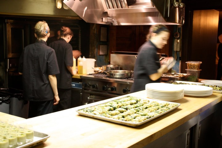 James Beard Foundation- Vegan Summer Dinner!