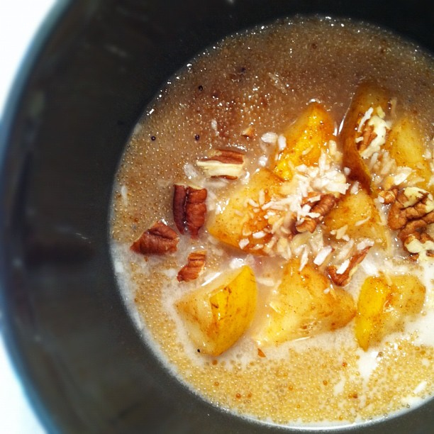 DEFINE foods: Amaranth Porridge