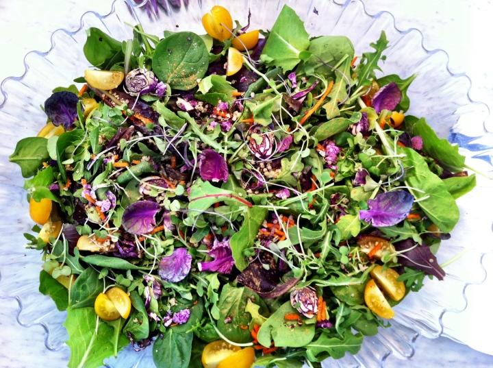 Spring Festive Salad